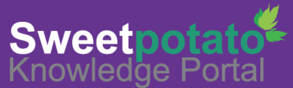 Sweetpotato Knowledge Portal